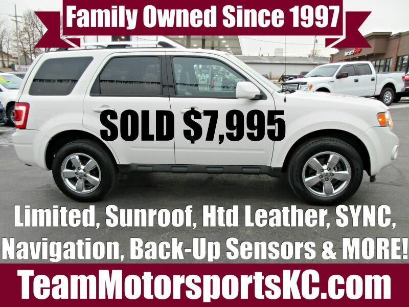 2009 Ford Escape Limited V6