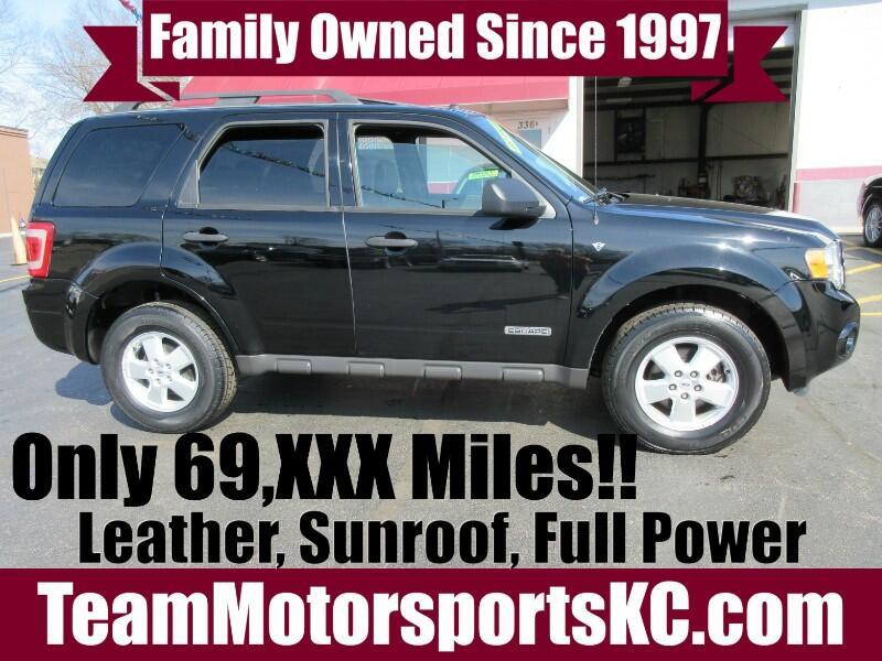 2008 Ford Escape XLT V6