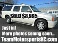 2004 Cadillac Escalade ESV Premium 4WD