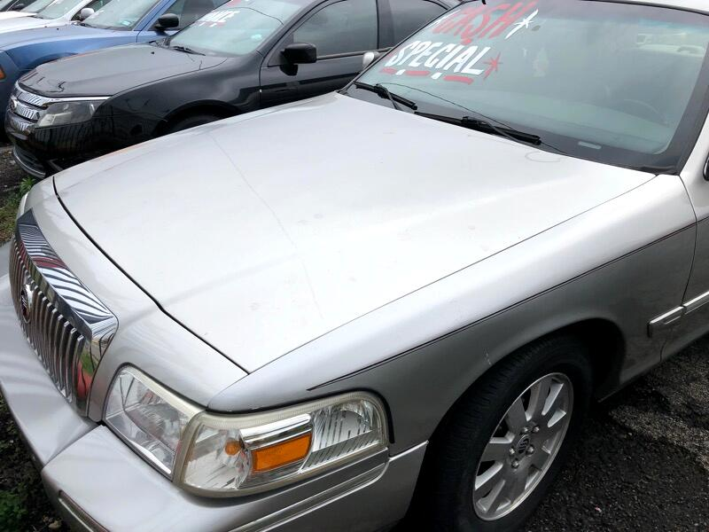 2007 Mercury Grand Marquis 4dr Sdn LS Premium