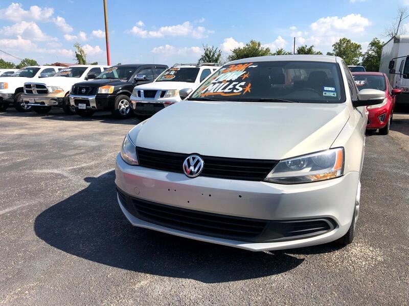 2011 Volkswagen Jetta SE PZEV