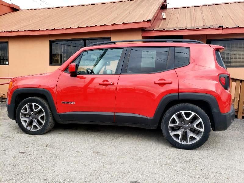 Jeep Renegade Latitude FWD 2015