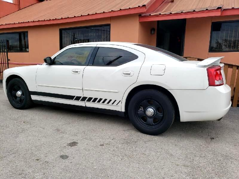 Dodge Charger Police 2010