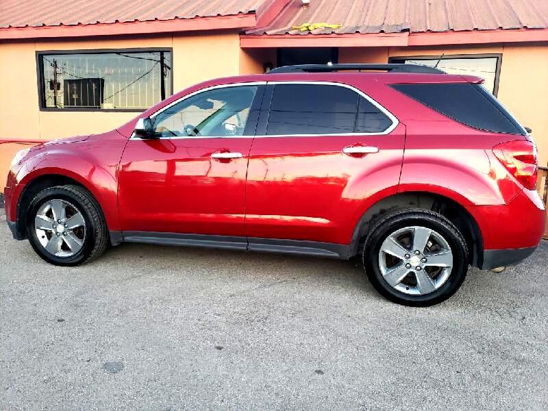 Chevrolet EQUINOX LT 2LT 2WD 2014