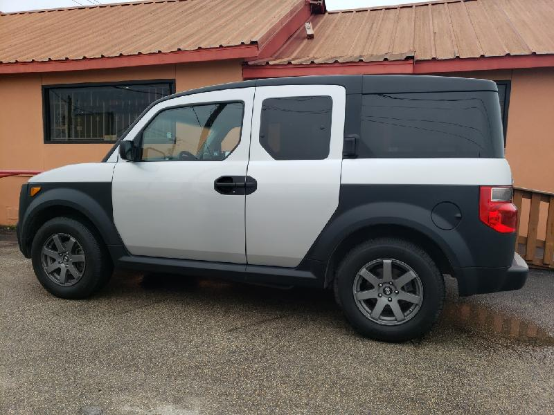 Honda Element LX 2WD AT 2007