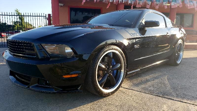 Ford Mustang GT Coupe 2011