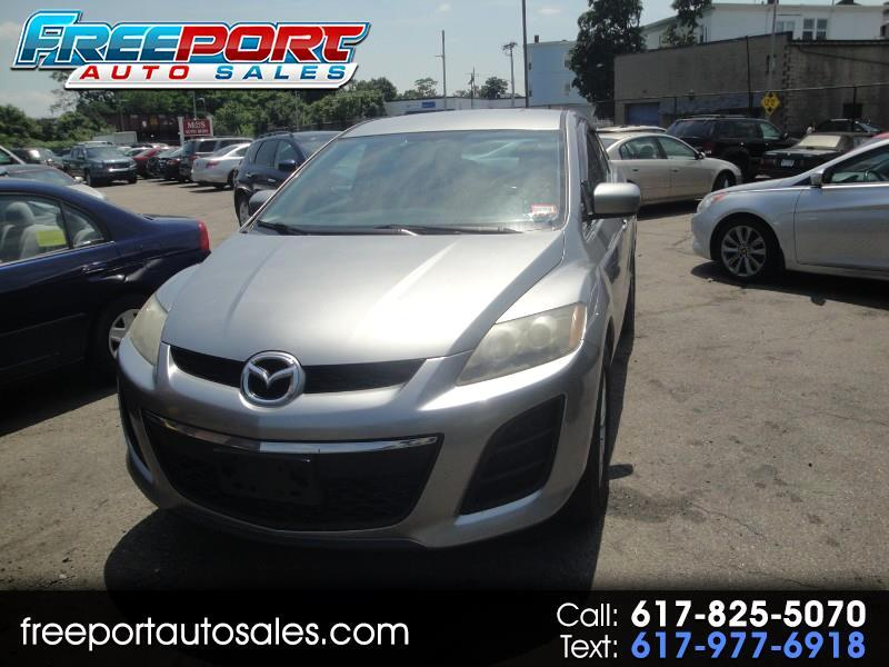 2010 Mazda CX-7 s Grand Touring AWD