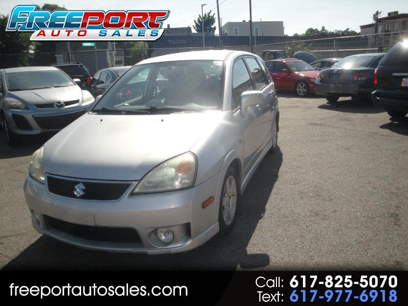 2006 Suzuki Aerio SX Premium