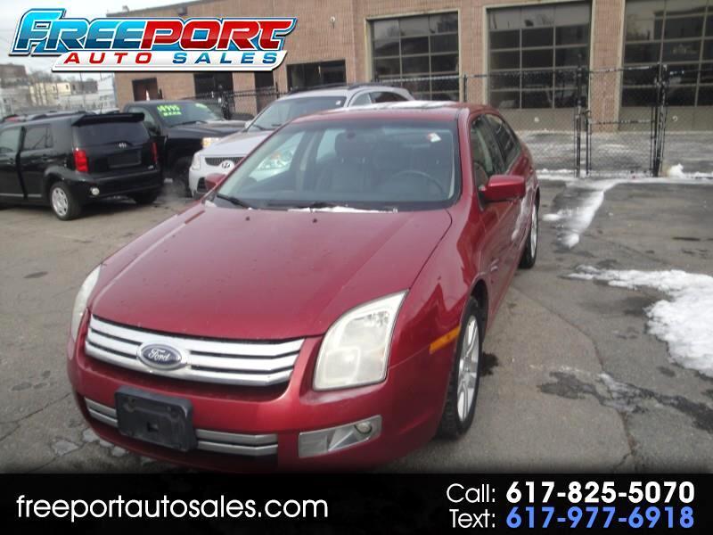 Ford Fusion V6 SEL 2008