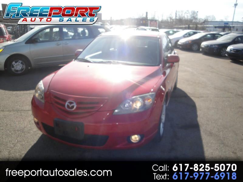 Mazda MAZDA3 s 5-Door 2005