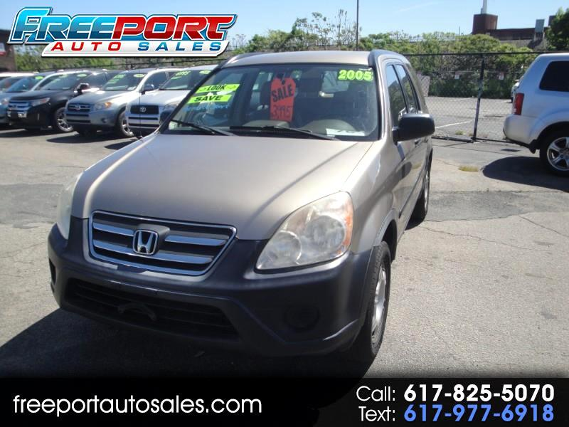 Honda CR-V LX 4WD AT 2005