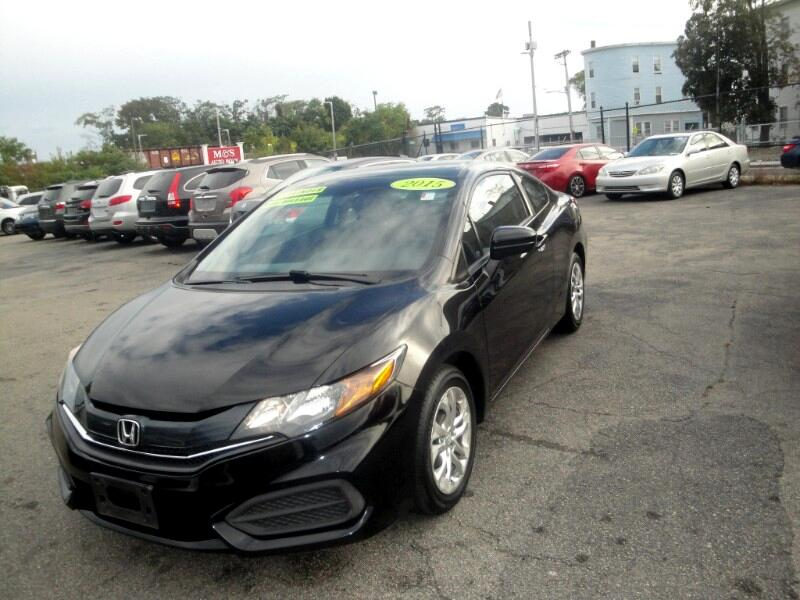 Honda Civic LX Coupe CVT 2015