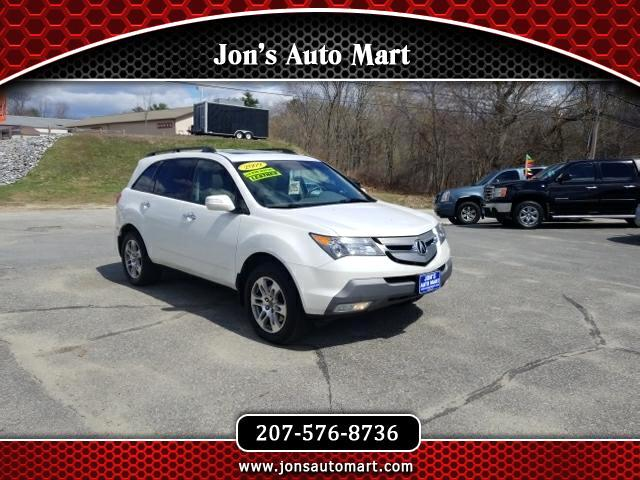 2009 Acura MDX SH-AWD 6-Spd AT