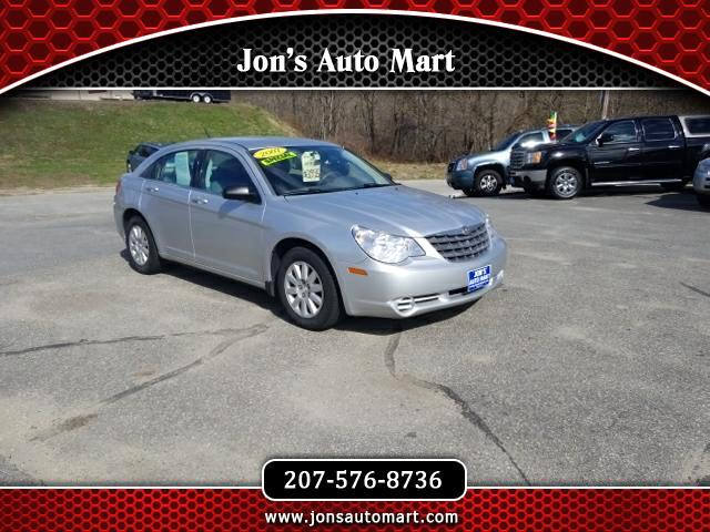 2007 Chrysler Sebring 4 Door