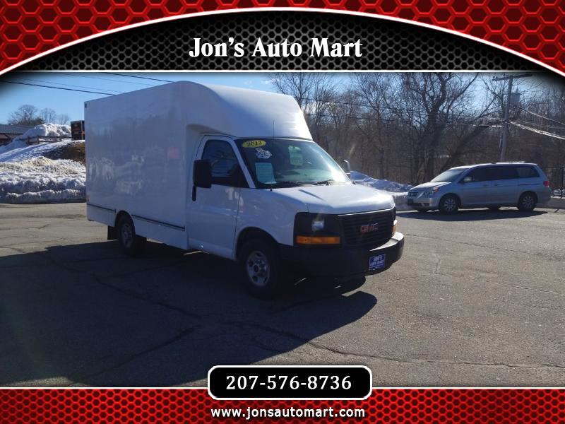 2013 GMC Savana G3500 139 in.