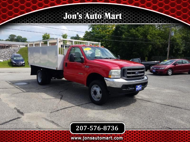 2004 Ford F-450 SD Regular Cab 2WD DRW