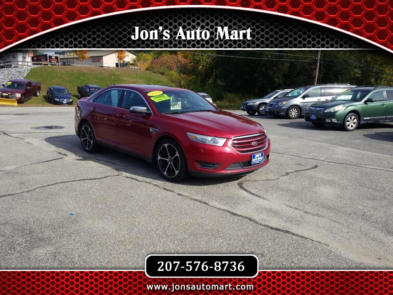 Ford Taurus Limited AWD 2014