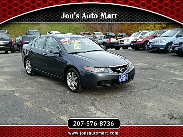 2005 Acura TSX Automatic-Leather- NAV- Loaded