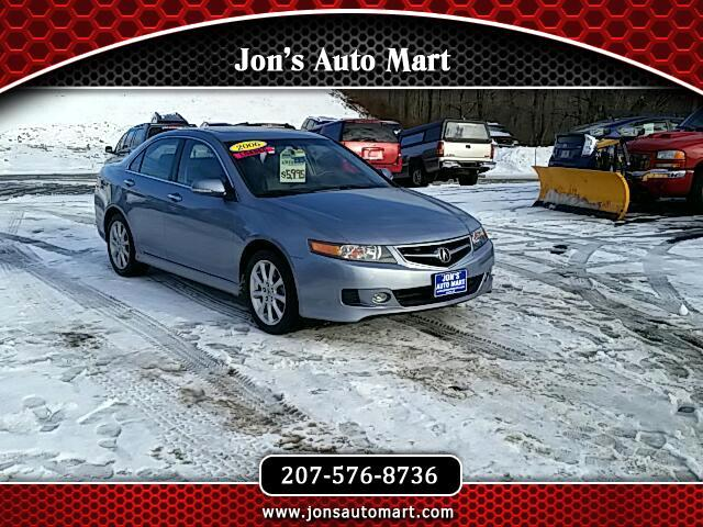 2006 Acura TSX 5-Spd AT