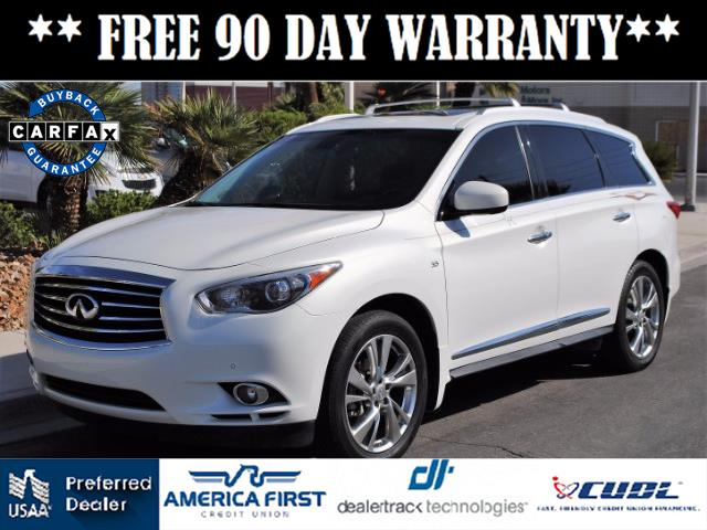 2014 Infiniti QX60 3.5 AWD FULLY LOADED DELUX TOURING & TECHNOLOGY PA
