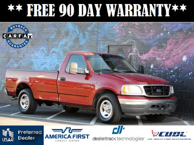 2000 Ford F-150 WS Reg. Cab Short Bed 2WD