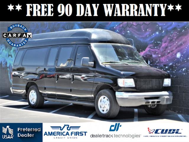 2007 Ford Econoline E-250 Extended