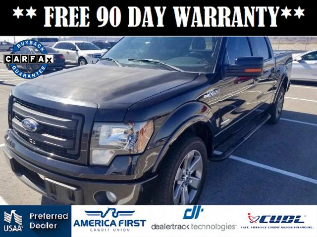 2013 Ford F-150 FX2 SuperCrew 5.5-ft. Bed 2WD