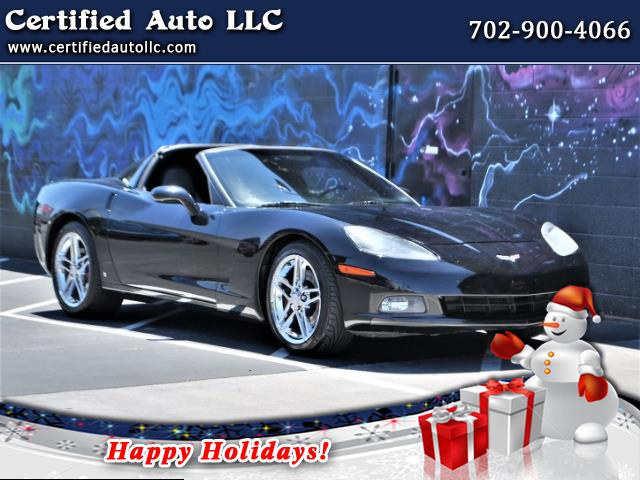 2007 Chevrolet Corvette Coupe LT1