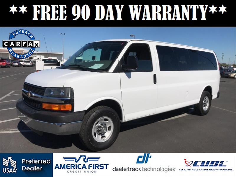 2010 Chevrolet 9 Passenger Conversion Van