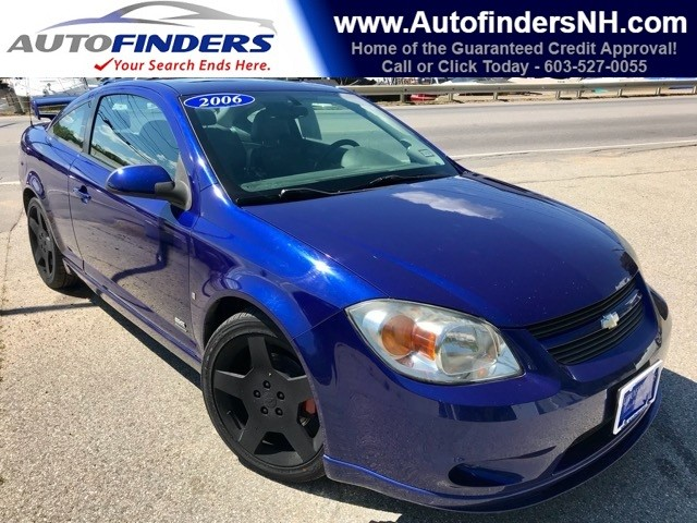 2006 Chevrolet Cobalt SS Supercharged Coupe