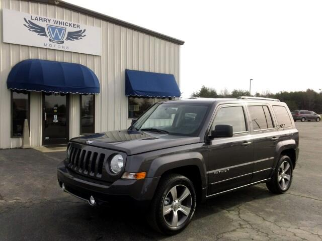 2016 Jeep Patriot High Altitude 2WD