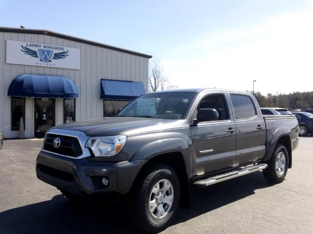 2014 Toyota Tacoma Pre Runner Double Cab SR5 2WD
