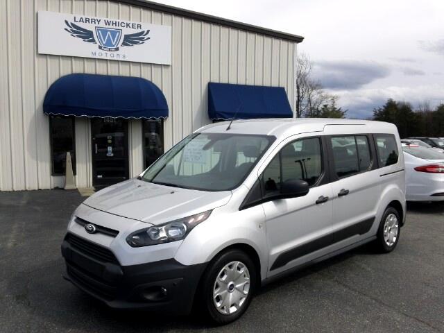 2015 Ford Transit Connect Wagon XL w/Rear Liftgate LWB