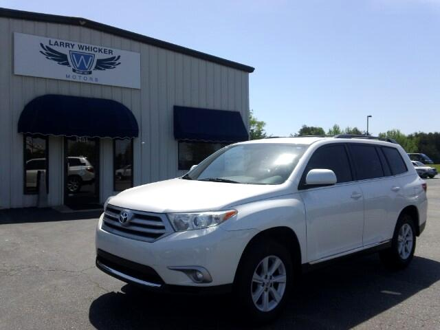 2013 Toyota Highlander Plus 2WD
