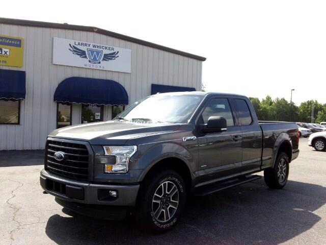 2015 Ford F-150 XLT FX4 Extended Cab 4x4