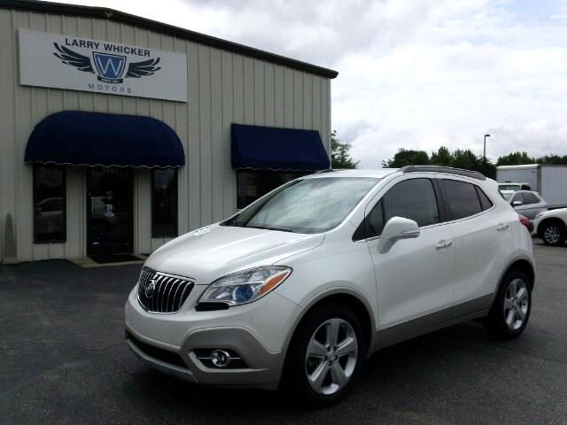 2015 Buick Encore Leather FWD