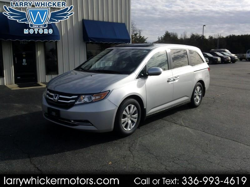 2015 Honda Odyssey 5dr EX-L AT with RES