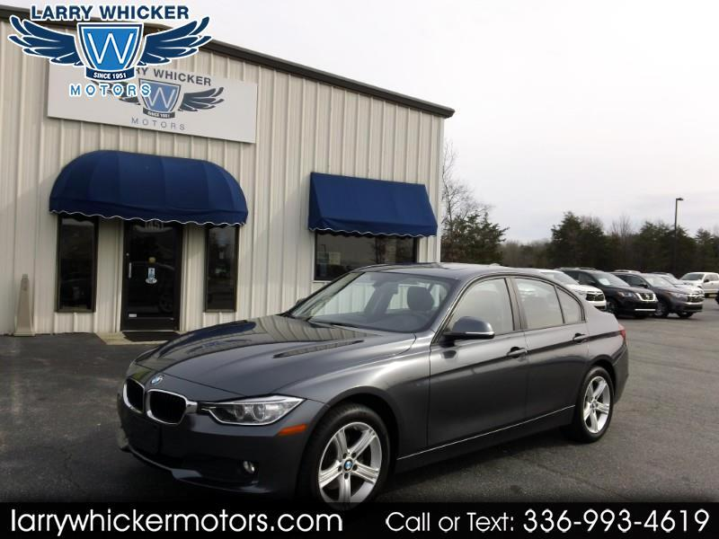 2015 BMW 3 Series 4dr Sdn 320i xDrive AWD