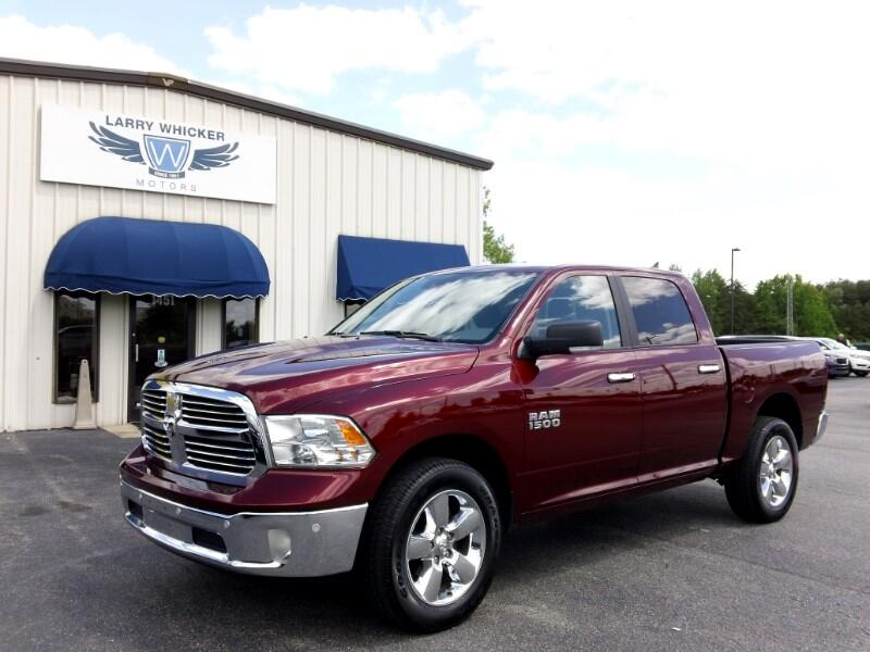 "2017 RAM 1500 Big Horn 4x4 Crew Cab 5'7"" Box"