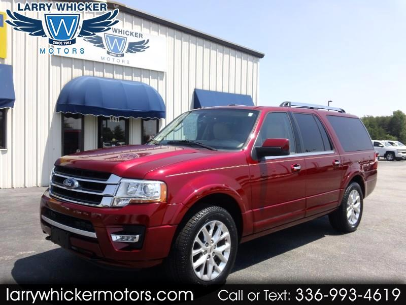 2017 Ford Expedition EL Limited 4x4