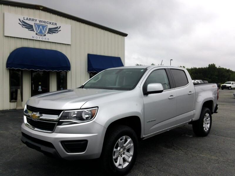 "2018 Chevrolet Colorado 4WD Crew Cab 128.3"" LT"