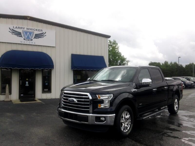 2016 Ford F-150 2WD SuperCrew 145