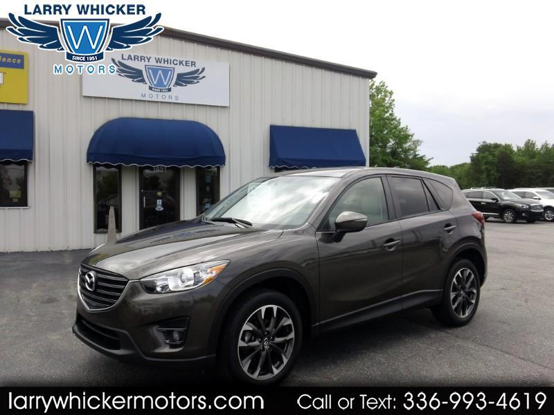 2016 Mazda CX-5 2016.5 FWD 4dr Auto Grand Touring