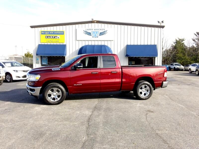"RAM 1500 Big Horn/Lone Star 4x4 Quad Cab 6'4"" Box 2019"