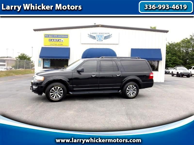 Ford Expedition EL XLT 4x4 2017