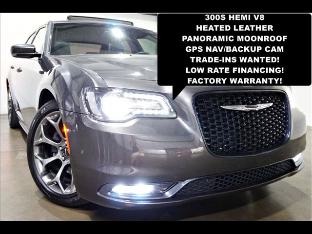 2016 Chrysler 300 S V8