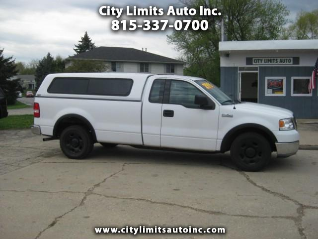 2004 Ford F-150 XL Long Bed 2WD