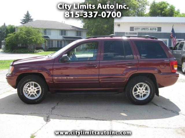 2000 Jeep Grand Cherokee Limited 4WD