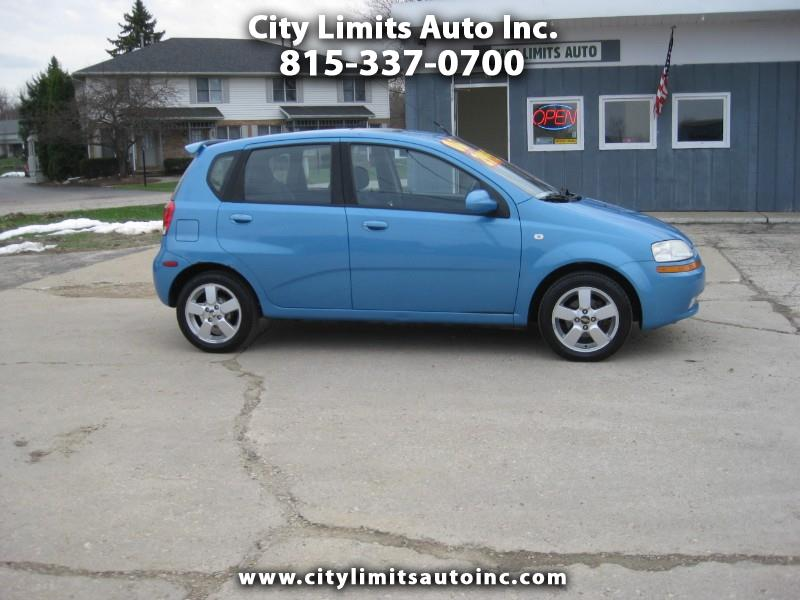 2006 Chevrolet Aveo LT 5-Door