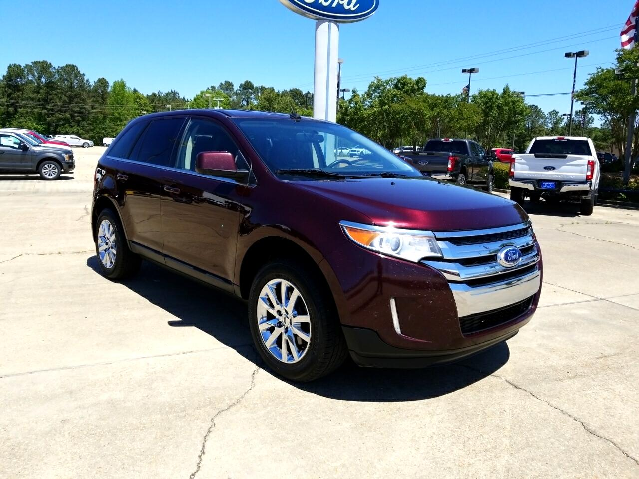 2011 Ford Edge 4dr Limited FWD